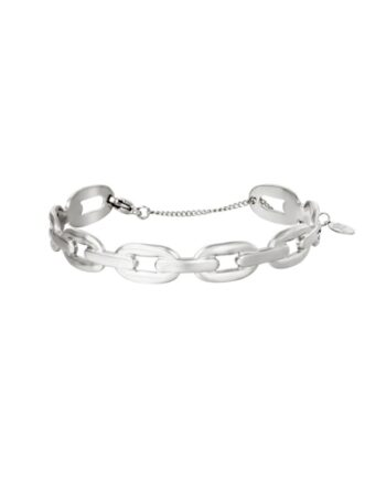 BANGLE CHAIN ZILVER