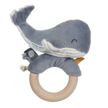 walvis ringrammelaar grijs